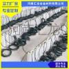 汇龙生产8公斤高电位镁阳极价格 管道用D型负电位镁阳极厂家