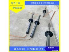 郑州地铁站台电力设备综合接地引出装置,铜排非磁性接地引出装置
