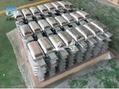 铝合金阳极|罐内安装铝合金牺牲阳极厂家